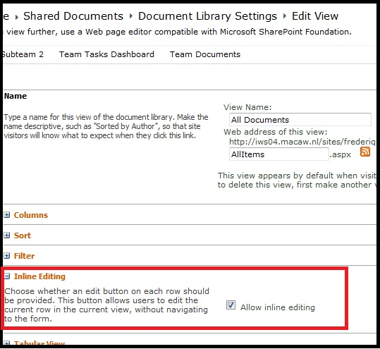 2010 shortcuts for editing document properties « blog