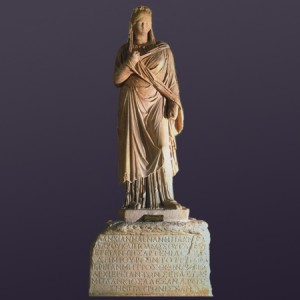 Priestess and benefactress Plancia Magna from Perge